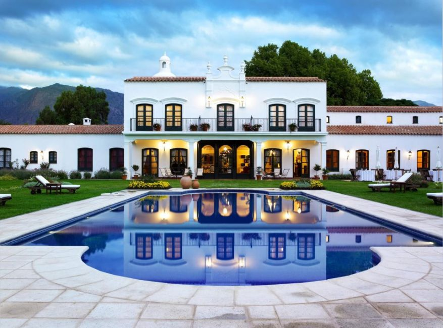 Boutique hotels of argentina hoteles boutique de argentina for Boutique hotel resort