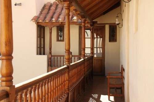 Details external balcony