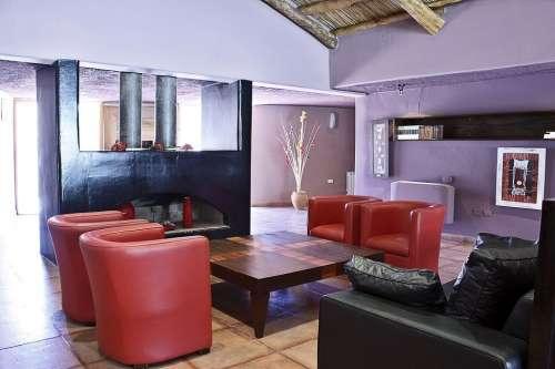 Sala de Estar Hotel