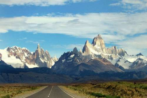 National Park Fitz Roy